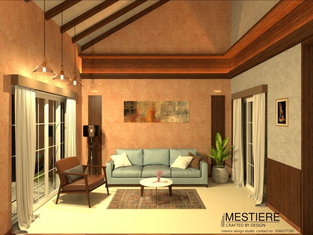 MESTIERE SOFA VIEW